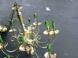 fantastic real wax candle chandeliers medium size of chandelier