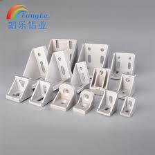 Hot Item Oem Wholesale New Product Customizable 135 90 30 45 60 Degree Aluminum Angle Bracket