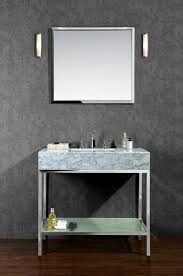 Bathroom Single Vanity Ariel By Seacliff Brightwater 36 Single Sink Bathroom Vanity Set