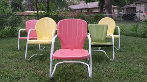 metal lawn chairs. Modren Metal Finished Chairs With Metal Lawn Chairs