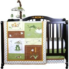 geenny crib bedding set boutique new piece sets
