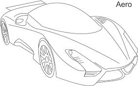500x267 bugatti coloring pages coloring pages drawing colouring pages page 1600x1131 unique supercars coloring pages design printable coloring sheet Super Cars Aero Coloring Page For Kids