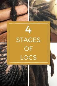 Dreads Growth Chart Stages Of Locs How Locs Evolve From Beginning To Maturity
