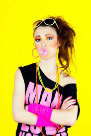 80 s clothing fads fashion trends style colors hair