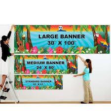 Advertisement Flex Banner Printing Service In Phagwara Art Masters