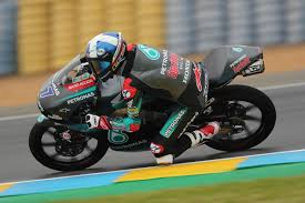 From Q1 to the pole position: John McPhee superior in Moto3 qualifying at Le  Mans - Motorcycle Sports