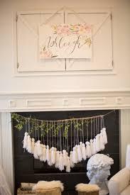 Dream Catcher Baby Shower Decorations Woodland Bohemian Baby Shower 53