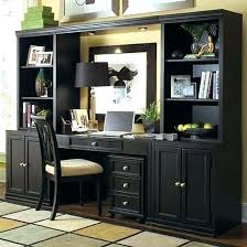 absolutely wall unit desk uk on idea office best image modern dark with a pecan white combo ikea bookcase furniture design storage