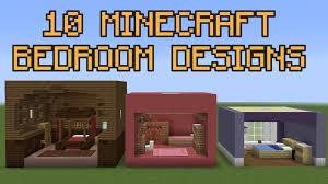 Impressive Minecraft Bedroom Design For Home Interior Design Ideas - Minecraft home interior