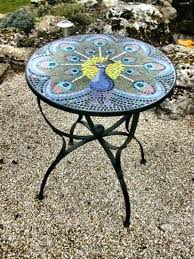 small round garden table garden table mosaic from small and round small folding garden table uk