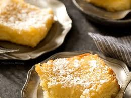 St Louis Gooey Butter Cake Homemade In The Kitchen