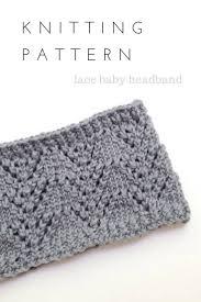 Baby Headband Knitting Pattern Awesome Decoration