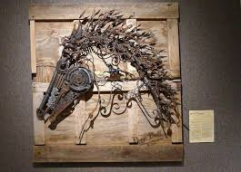 >metal wall art outdoor wall art decor scrap horse iron metal wall  metal wall art outdoor wall art decor scrap horse iron metal wall art outdoor exterior metal