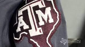 Texas A&M Football Dark Onyx Uniforms ...
