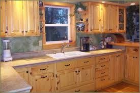 Painting Knotty Pine Cabinets Pine Cabinets Kitchen Finest Kitchen Colors With Pine Cabinets