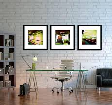 wall art for office. Office Art Ideas Black Frame Wall Decorating With Glass Base Desk . For 3