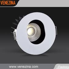Pin Light Recessed Hot Item Pin Hole Oval Shape Adjustable Recessed Ceiling Led Spotlight Ip44 Led Down Light 15w