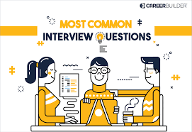 a guide to the most common interview questions
