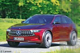 mercedes benz 2018 models. beautiful benz from the renderings drawn by overseas media can see mercedesbenz elc in  appearance use latest design style and considering aerodynamic  and mercedes benz 2018 models s