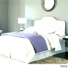 Tufted Bed Set White Tufted Bedroom Set White Tufted Bed Frame ...