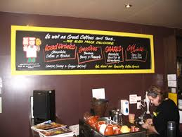 Restaurant Chalkboards Chalkboard And Blackboard Design And Printing For Cafes And