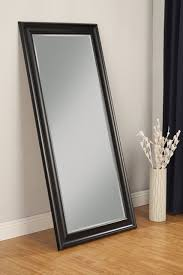 full length wall mounted mirror. Full Length Mirror Leaner Standing Hanging Wall Mount Rectangle Black 65 X 31 Mounted R