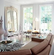 the fabulous leaning floor mirror