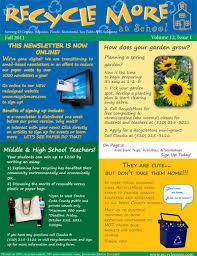 zero waste schools recycle more open publication