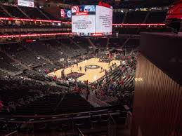 State Farm Arena Section 117 Seat Views Seatgeek