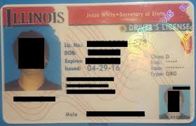 Fake Maker Card Illinois Id