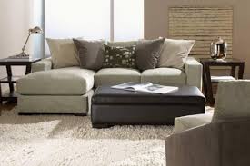 living rooms with brown furniture. Living Room Sets With Chaise Retro Style Small Sectional Sofa Polished Chrome Reading Lamp Thick Carpet Seamless Underneath Dark Rooms Brown Furniture