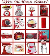Retro Kitchen Accessories Retro Kitchen Accessories Interior Design Ideas Retro Kitchen