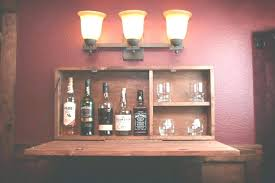 wall mounted liquor cabinet reclaimed wall mounted liquor cabinet with lock