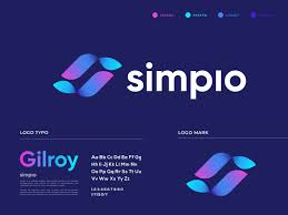 Md Design Simplo Logo Design By Md Rasel On Dribbble