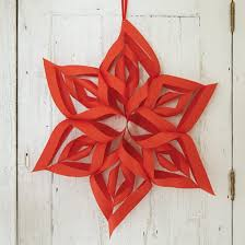 3-D Star | How to make Christmas decorations | Christmas decorations |  PHOTO GALLERY