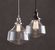 Glass Pendant Lights; Mini Pendant Lights