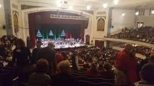 Photos At Lowell Memorial Auditorium