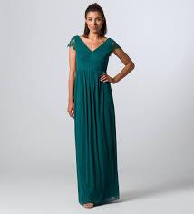 Abendkleid mit Spitze 5087