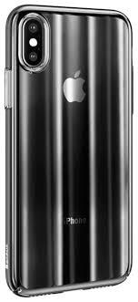 Купить Чехол <b>Baseus Aurora</b> для Apple iPhone X Transparent ...