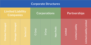 C Corporation Structure Chart What Corporate Structure Means For Your Business