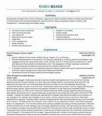 Resume Objective Samples Customer Service Airport Customer Service Agent Objectives Resume Objective