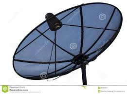 Tv Dish Antenna Are Designed Dish Antenna For All Tv Stock Image Image Of Equipment