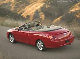 Toyota Solara. Not exactly horrible but very far from good ...