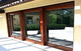 sliding glass patio door best wooden patio doors ideas on wooden glass door wood wood sliding