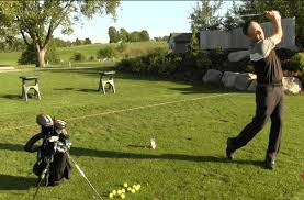 golf club distance cheat sheet how to hit irons know your distances usgolftv