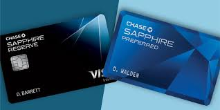 chase sapphire preferred vs reserve which credit card is right for you business insider