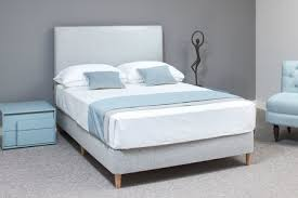 modern upholstered bed. Stockholm Modern Bespoke Bed Upholstered