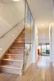 GA series glass balustrade stairs