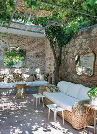 79 cozy rustic patio designs digsdigs