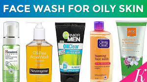 10 best face wash for oily skin acne e skin in india with